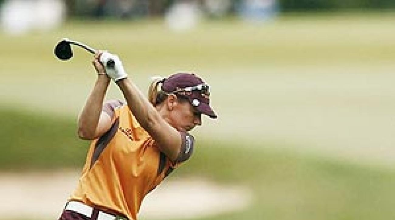 Since her retirement, Annika Sorenstam has played sporadically in invitational and charity tournaments.