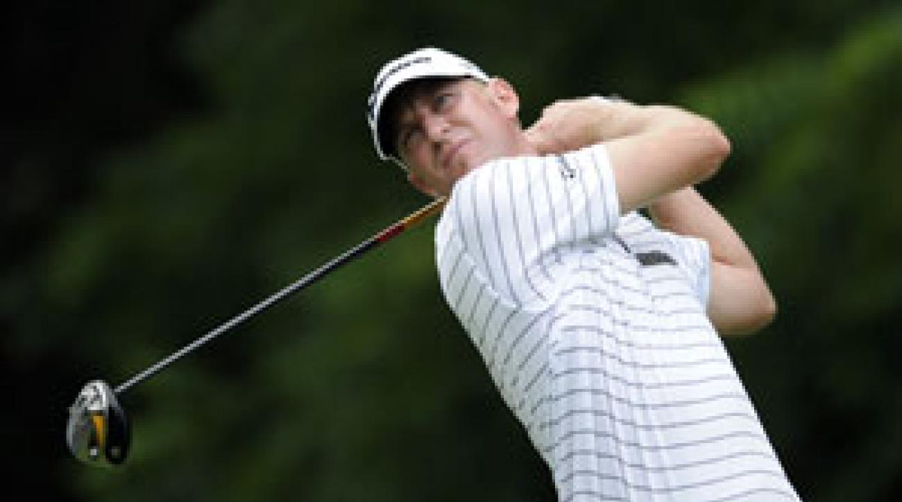 Vaughn Taylor is ranked No. 178 in the world, but he is in the field this week because he made the 2006 Ryder Cup team.
