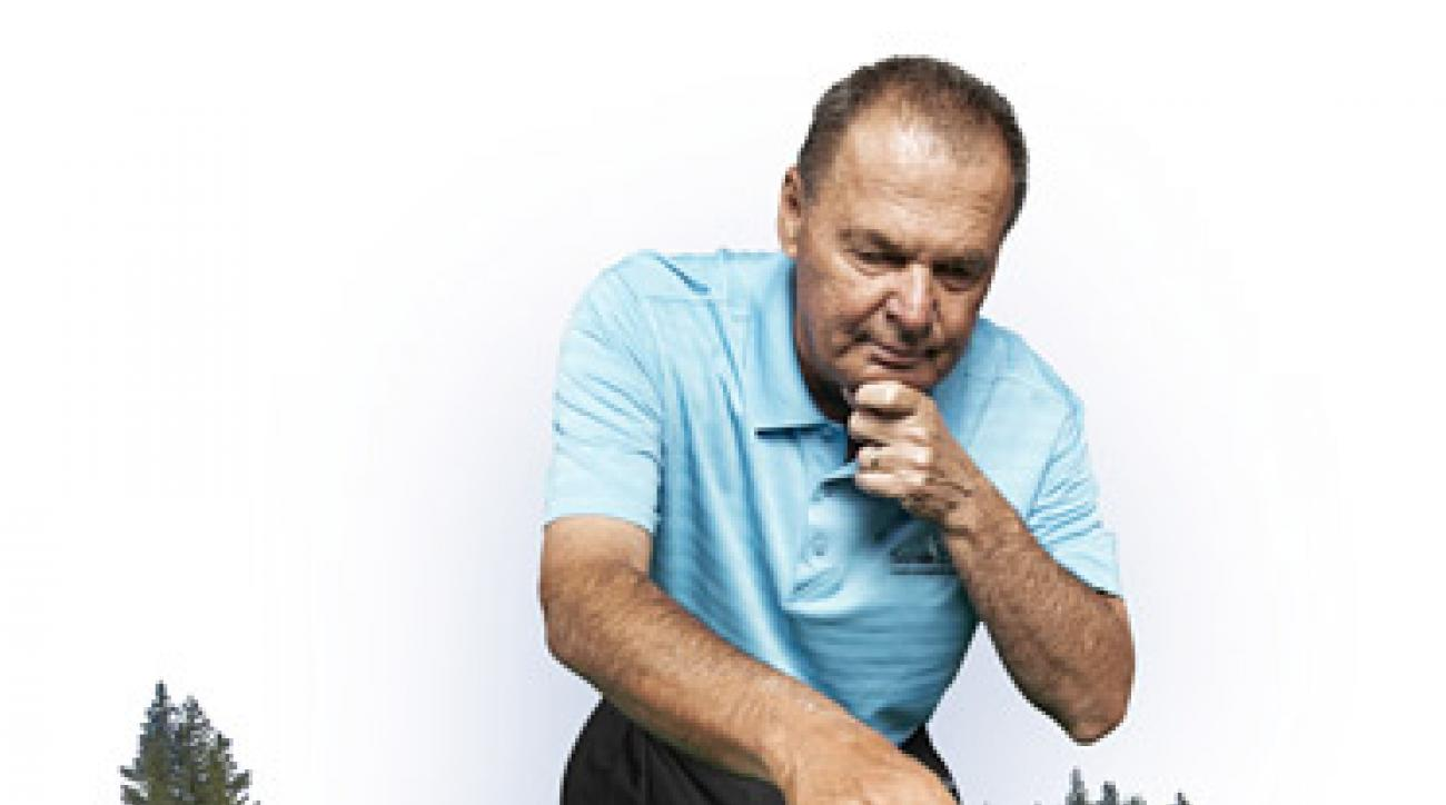 """""""Rocco Mediate said that if he had to pick someone to make a putt for $1 million, he'd choose me. That's because I have made a putt for a million."""" - Dewey Tomko"""