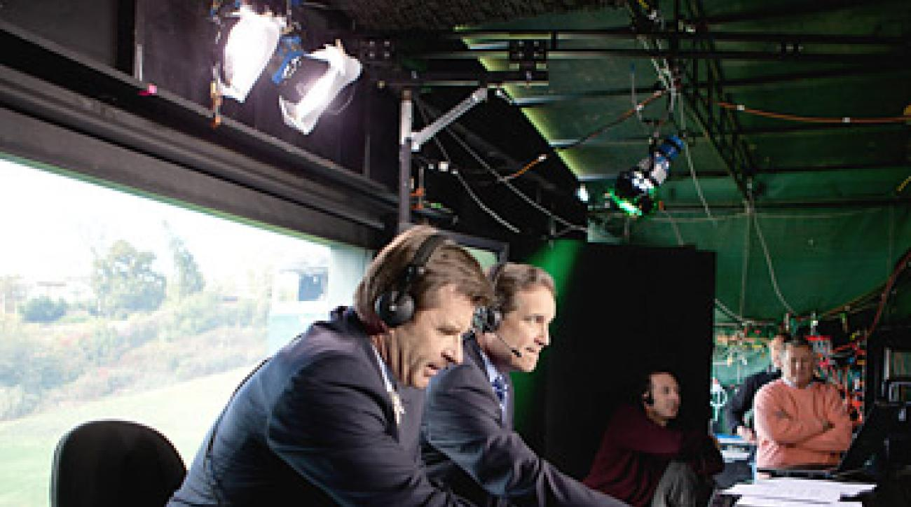 """These jobs are a gift we've been given. I find the best broadcasters don't take that for granted."" - Jim Nantz"