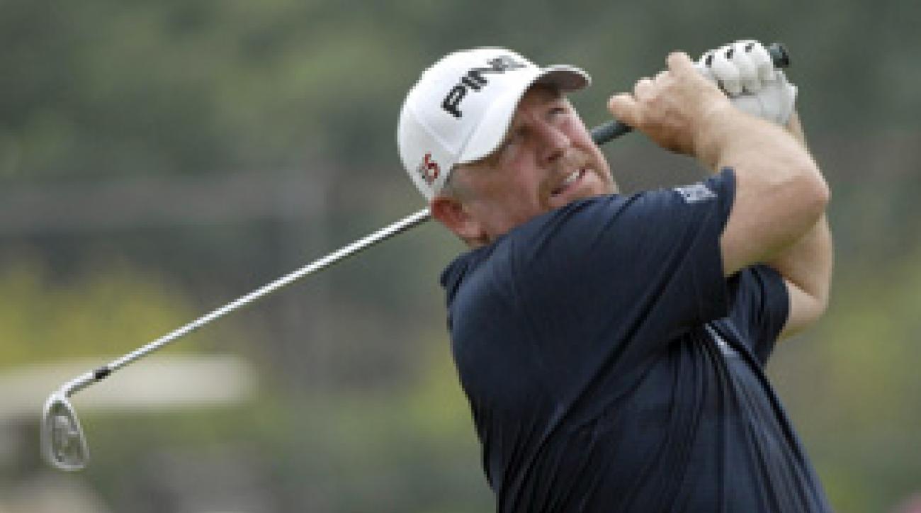 Mark Calcavecchia won 13 times on the PGA Tour.