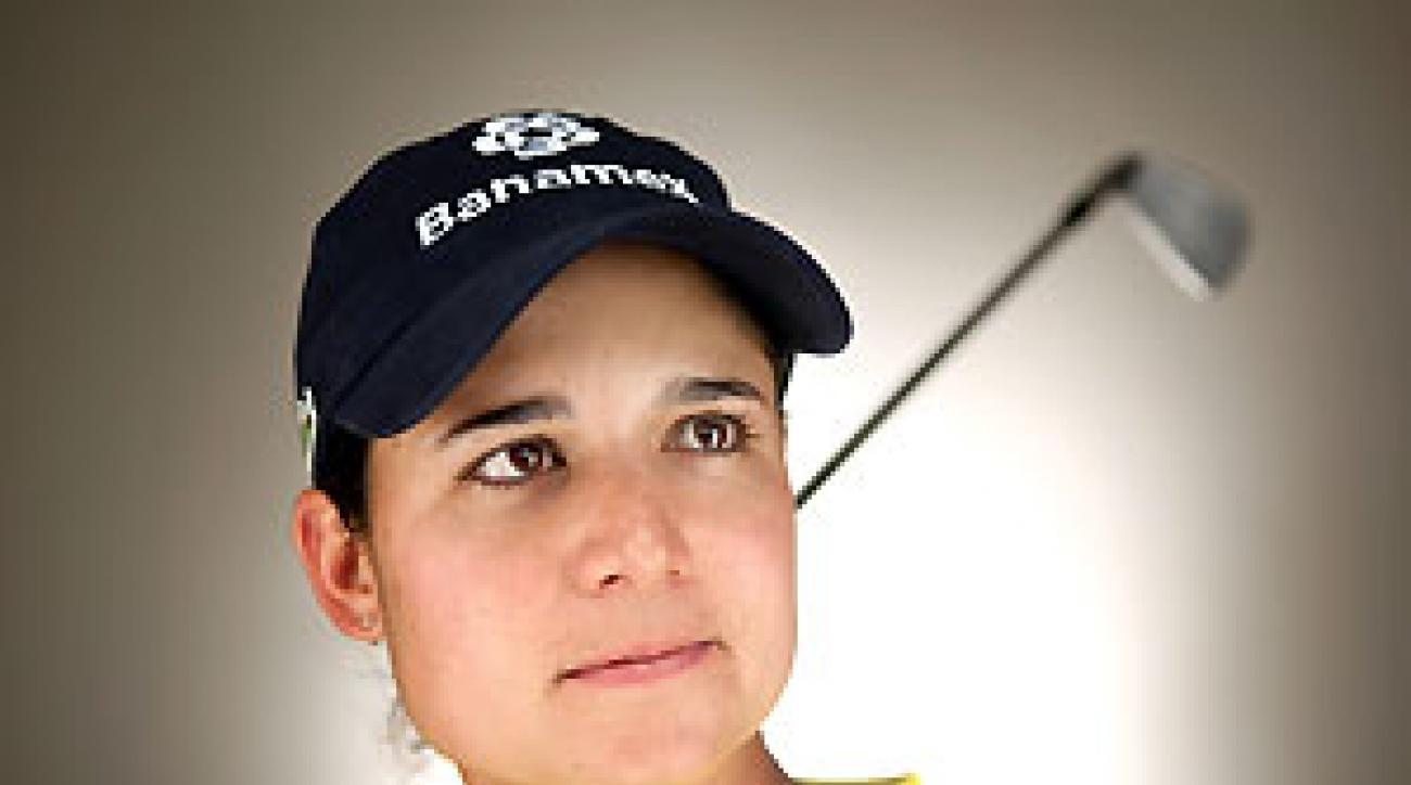 Lorena Ochoa.