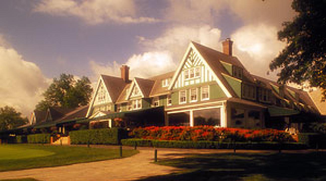Thirteen USGA national championships, including seven U.S. Opens, have been held at mighty Oakmont.