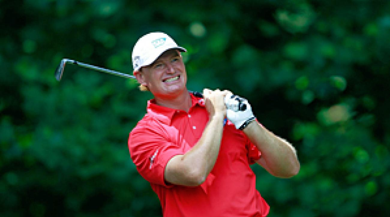Ernie Els won the 1997 U.S. Open at Congressional.