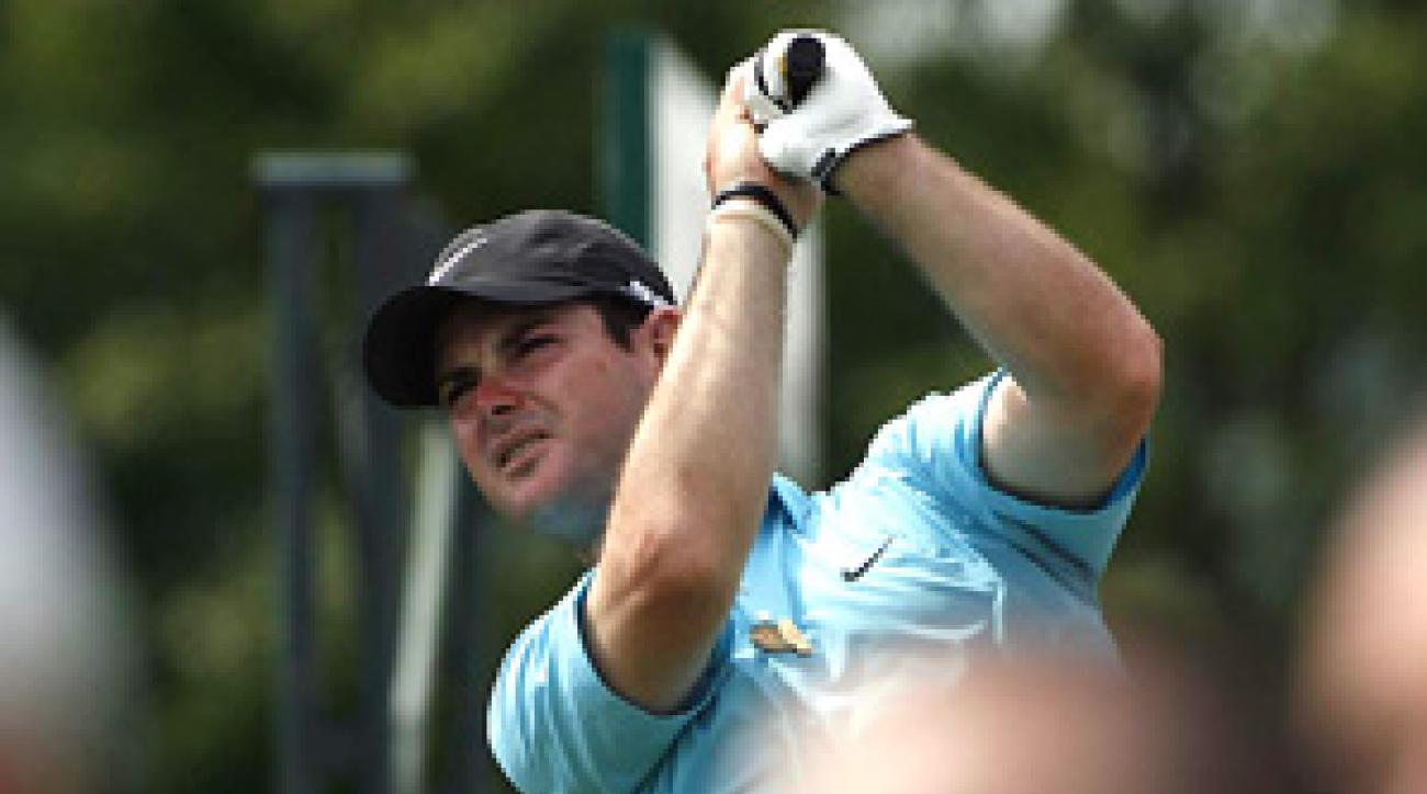 Rory Sabbatini shot rounds of 73-77-78-73 at Oakmont.
