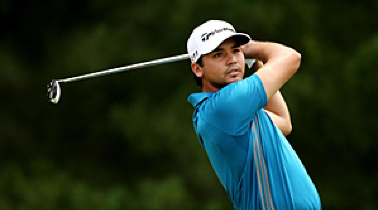 Jason Day finished second at the Masters.