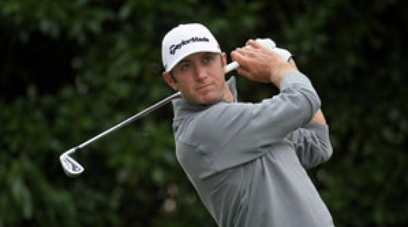 Dustin Johnson has won the last two PGA Tour events at Pebble Beach.