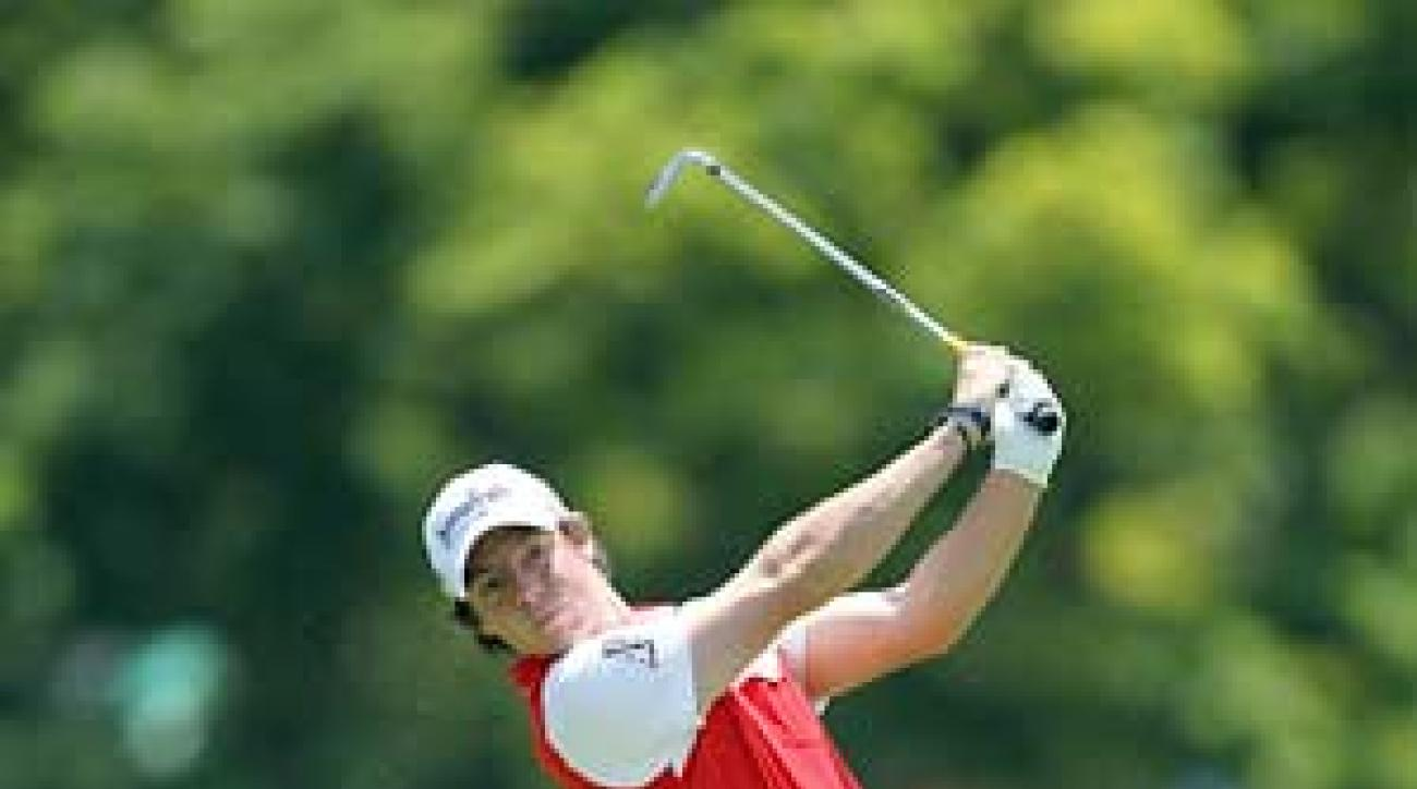 McIlroy still lives in his hometown of Holywood, Northern Ireland.