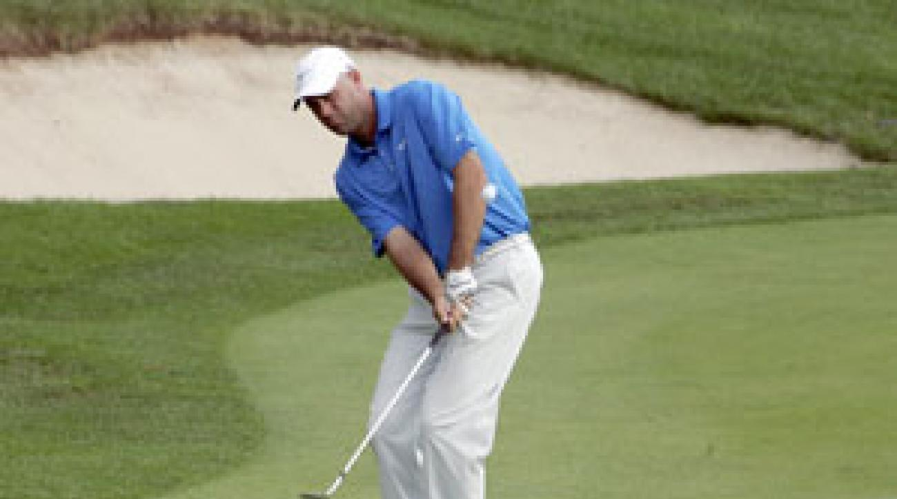 Stewart Cink is seeking his first victory of the year after six top-10 finishes.