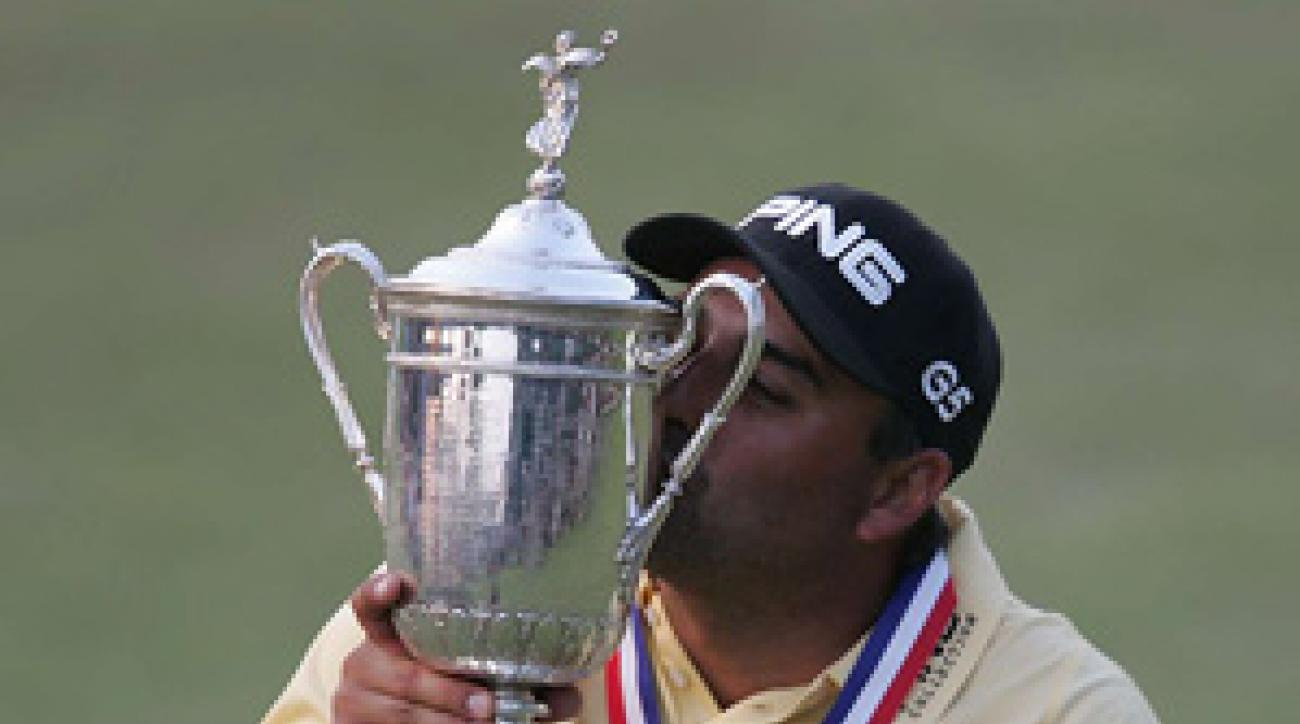 Angel Cabrera plans to return a week before the British Open.