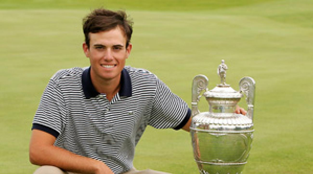 Drew Weaver, a student at Virginia Tech, won the British Amateur 2&1 at Royal Lytham & St Annes.
