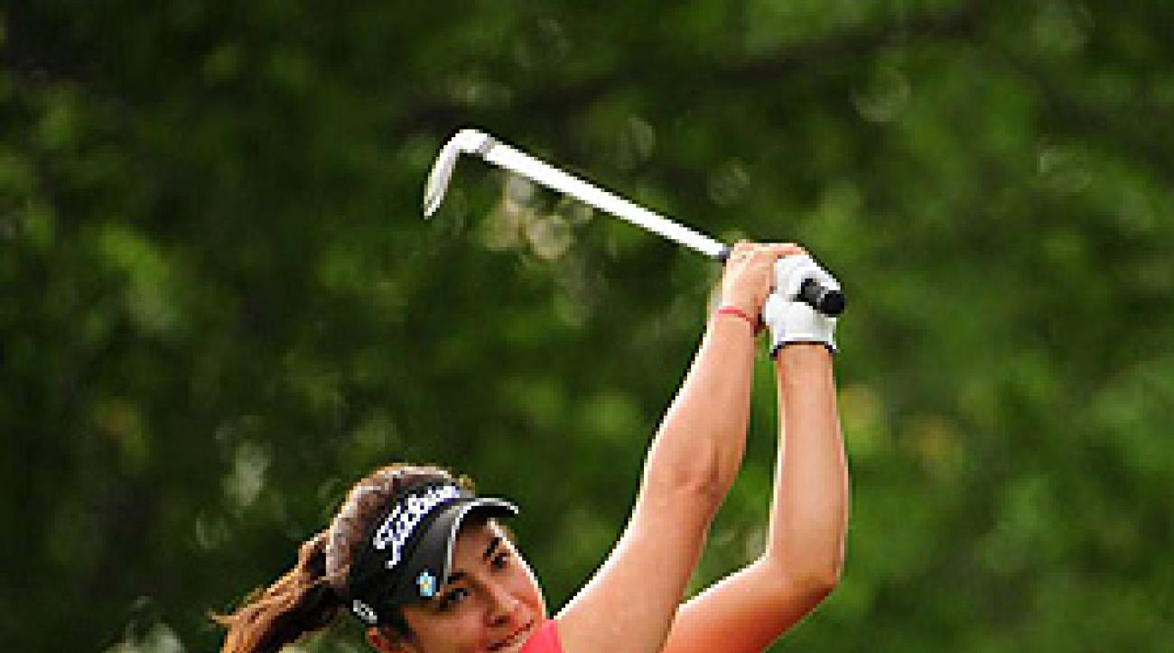Uribe won the U.S. Women's Amateur last summer.
