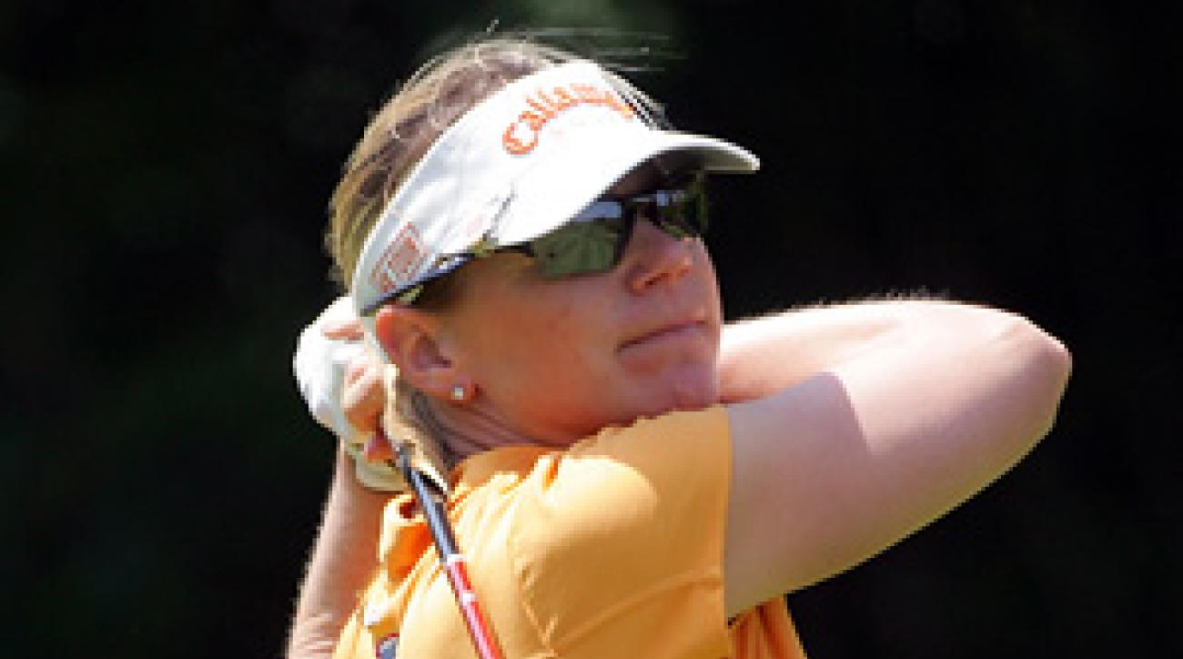 Annika Sorenstam is ranked No. 2 behind Lorena Ochoa.