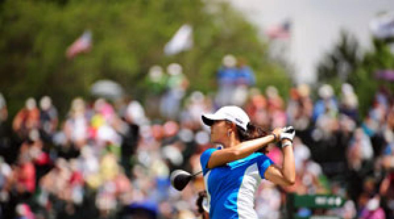 Michelle Wie may be heading to LPGA Q-school.