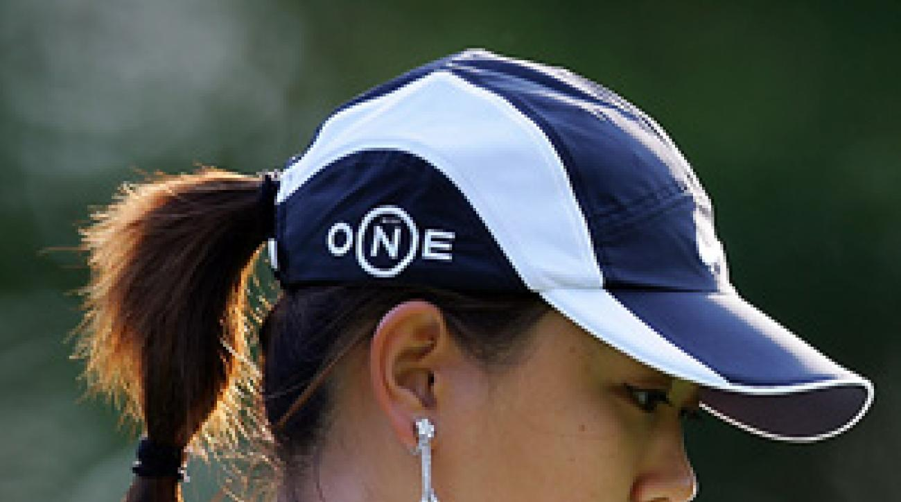 """I know I'm a better player than this,"" Wie said."