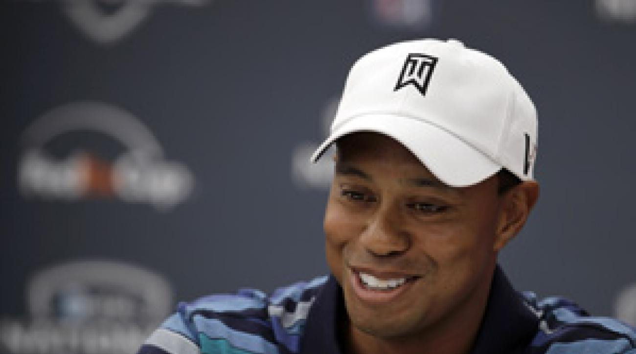 Tiger Woods is the defending champion this week at the AT&T National.