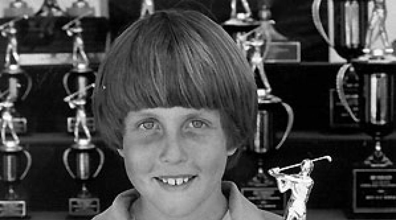 Phil Mickelson won one Junior World title.