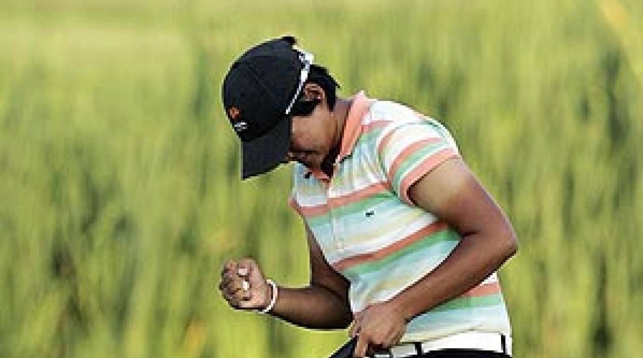 Yani Tseng is the youngest winner of the LPGA Championship.