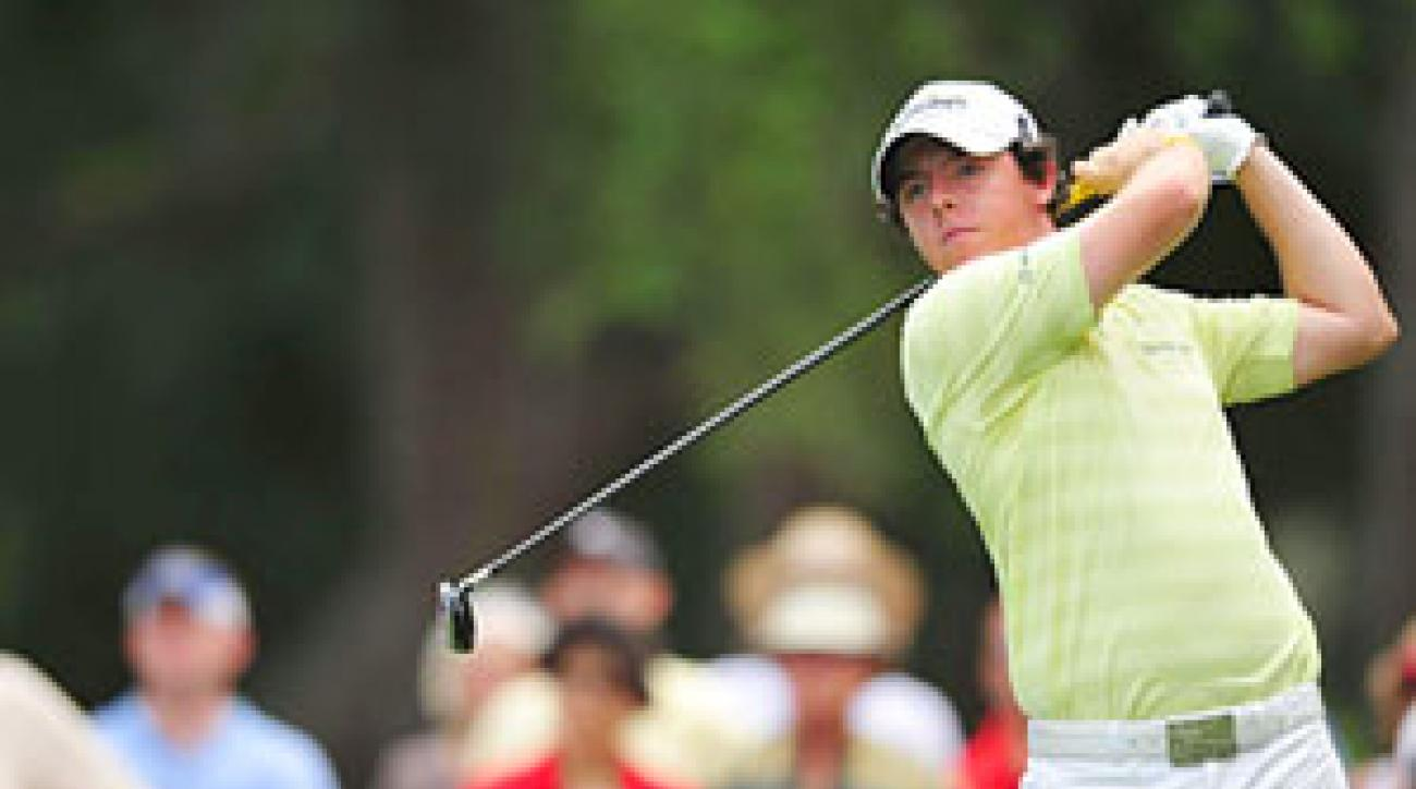 Rory McIlroy headlines a strong field in Memphis.