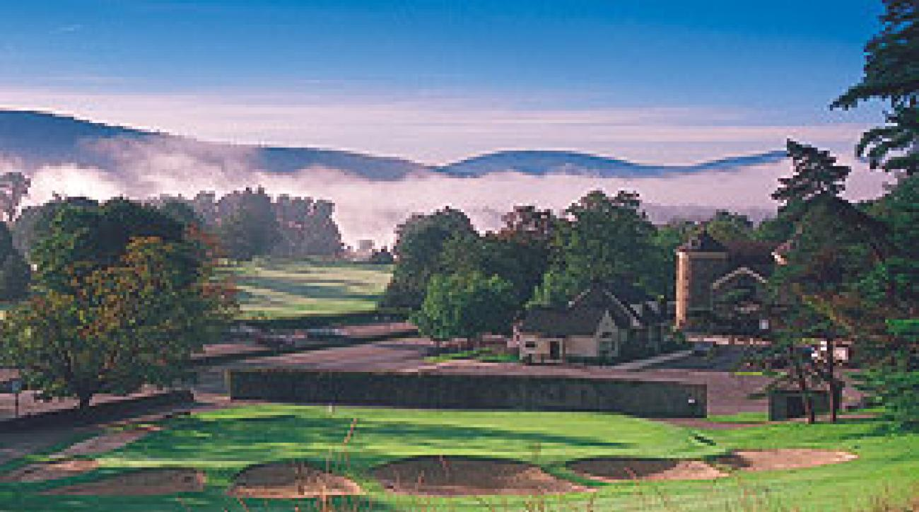 Leatherstocking Golf Course near Cooperstown, N.Y., is a home run.