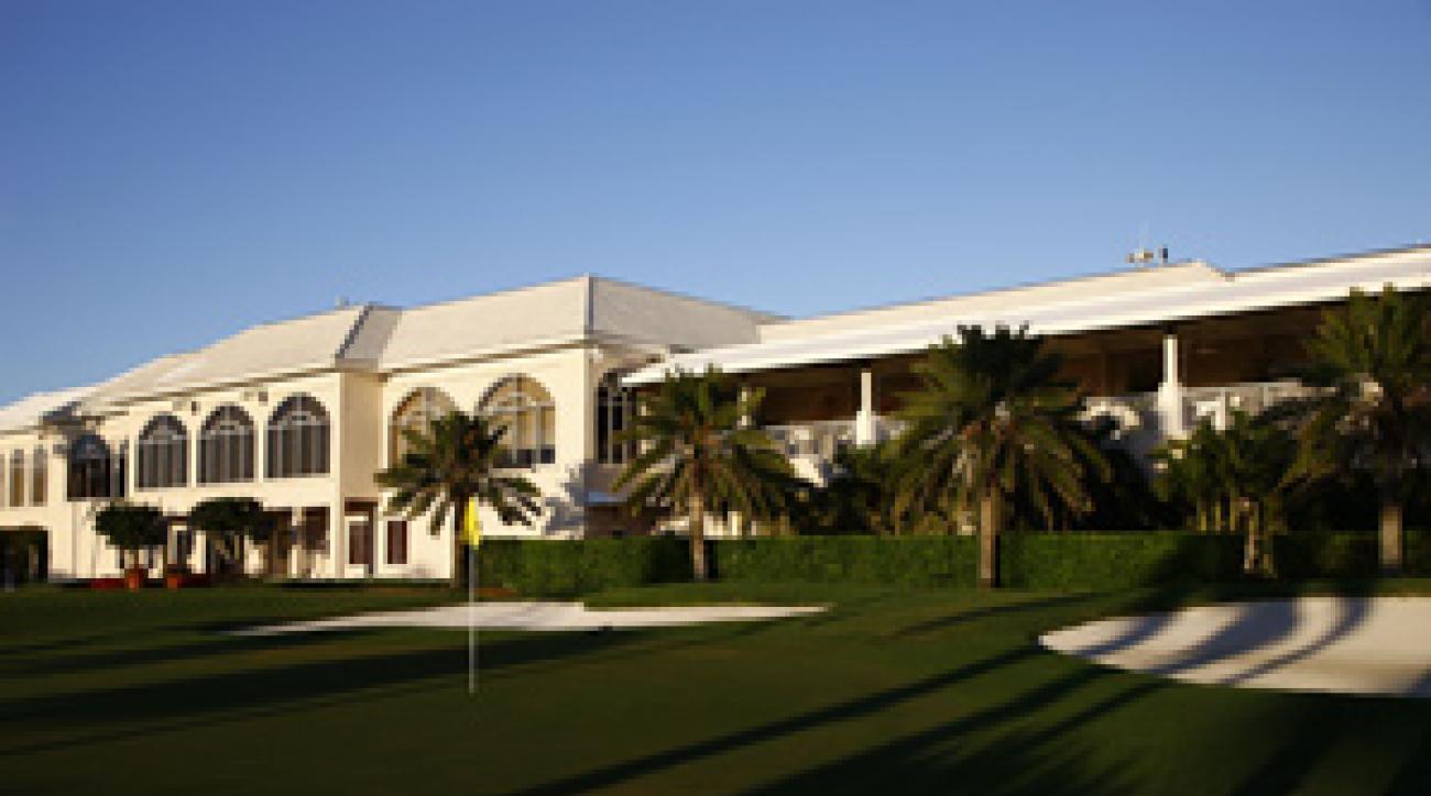 Palm Beach Country Club, where Madoff reaped $1 billion.