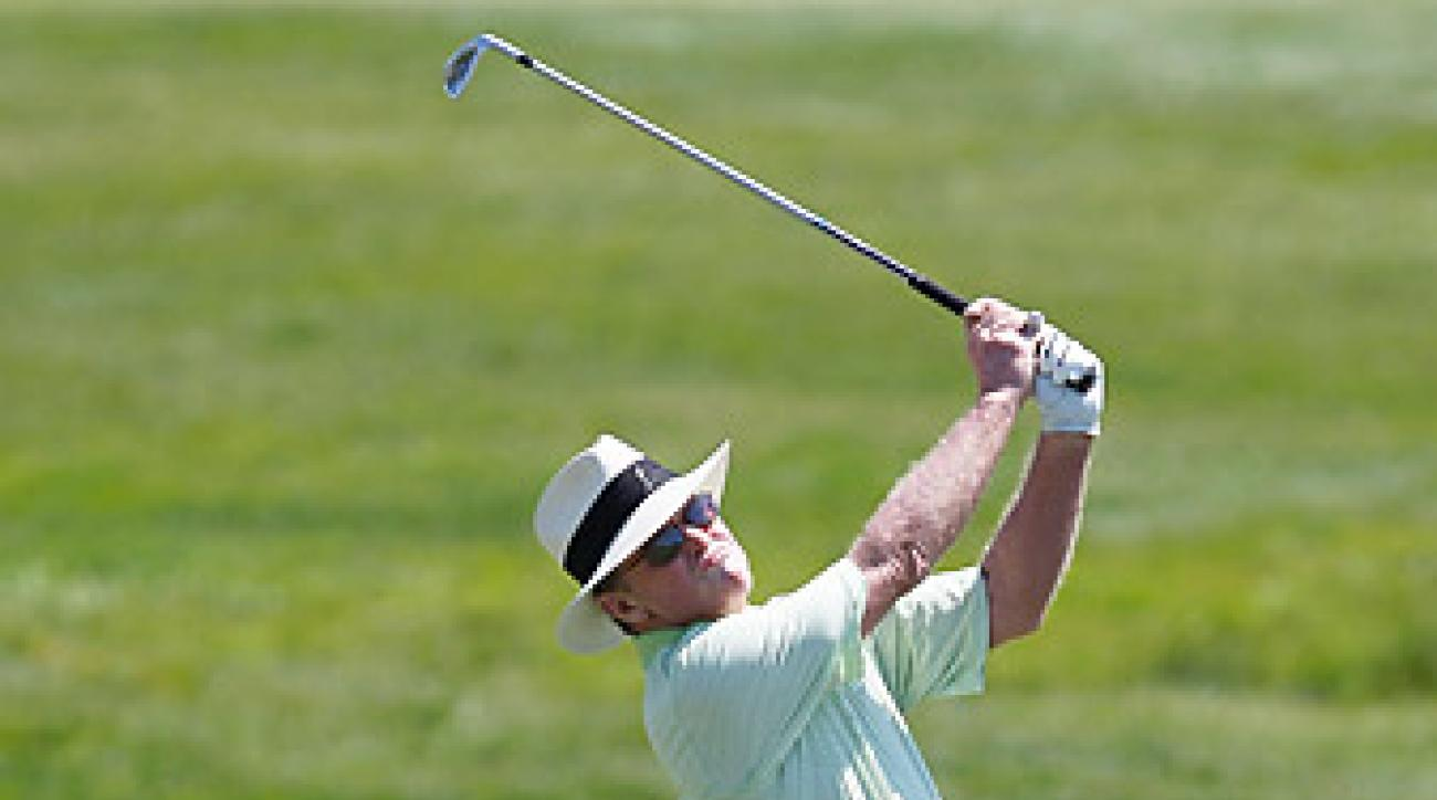 Tom Kite's 28 on the front nine is a new USGA record.