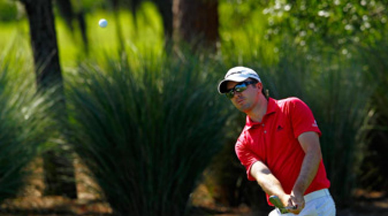 Martin Laird has two-career wins on the PGA Tour.