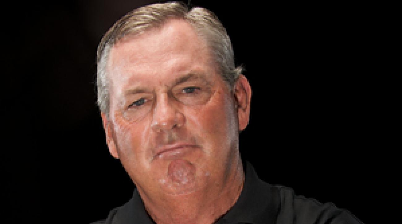 Hall of Fame golfer Lanny Wadkins.