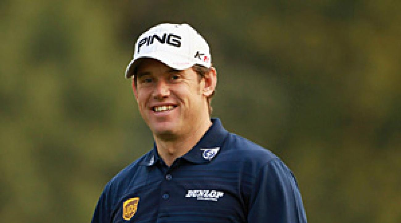 Lee Westwood is No. 1, but he has plenty of competition for the top spot.