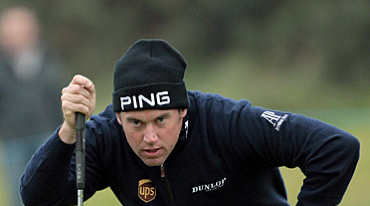 Lee Westwood can take over the world's No. 1 ranking by winning or finishing second this week.