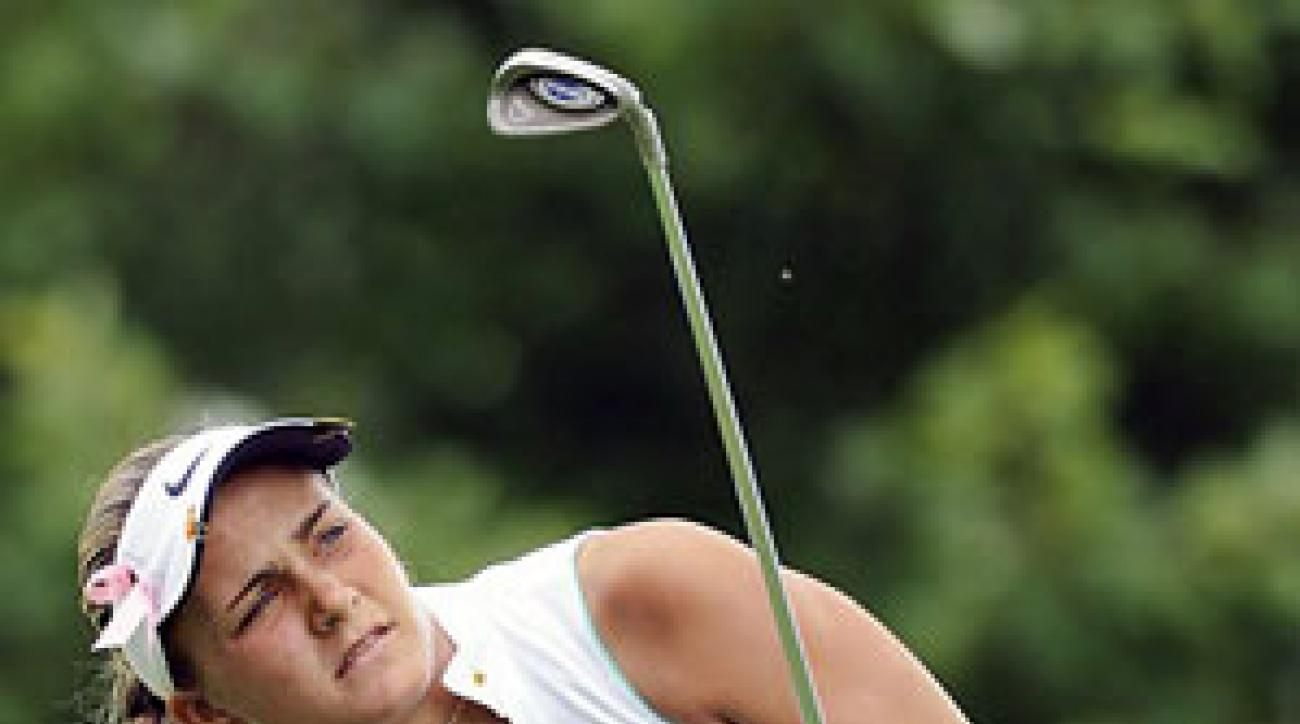Top junior Lexi Thompson, 14, may be poorer for her success.