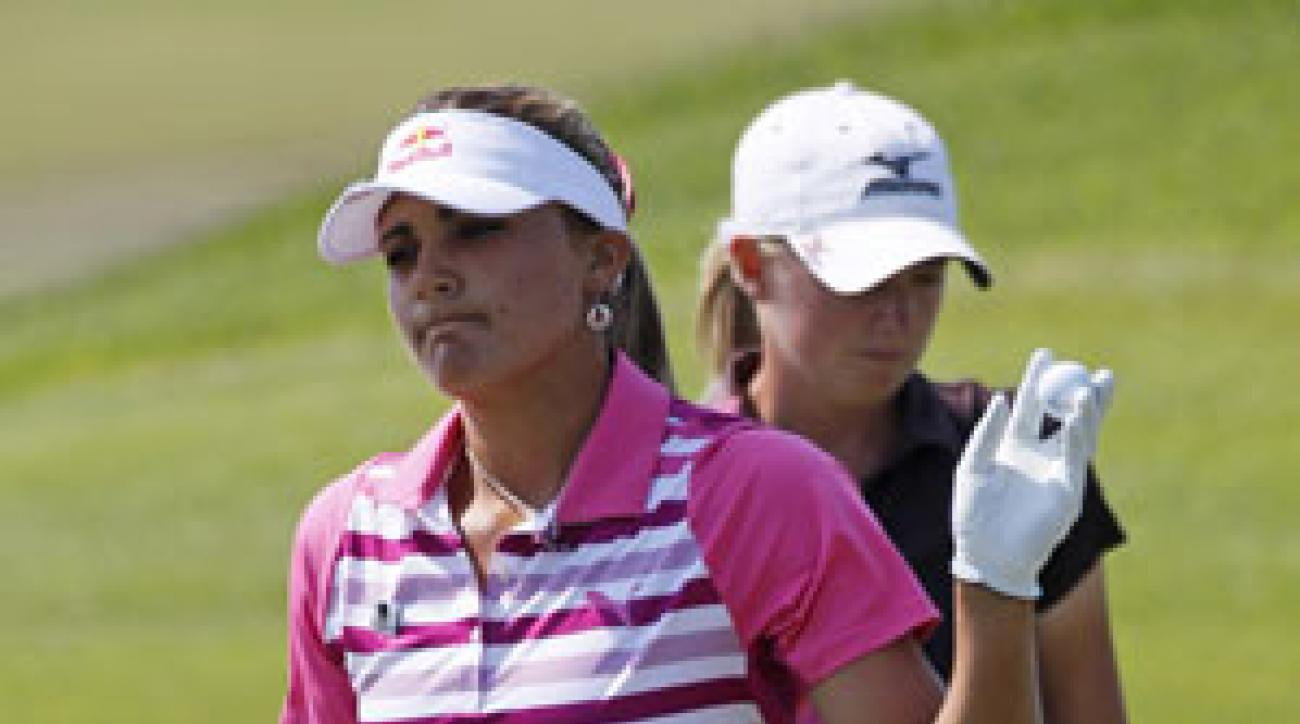 Lexi Thompson won her first LPGA event on Sunday.