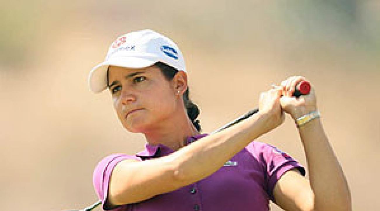 Lorena Ochoa is the defending champion at the Corona Championship.