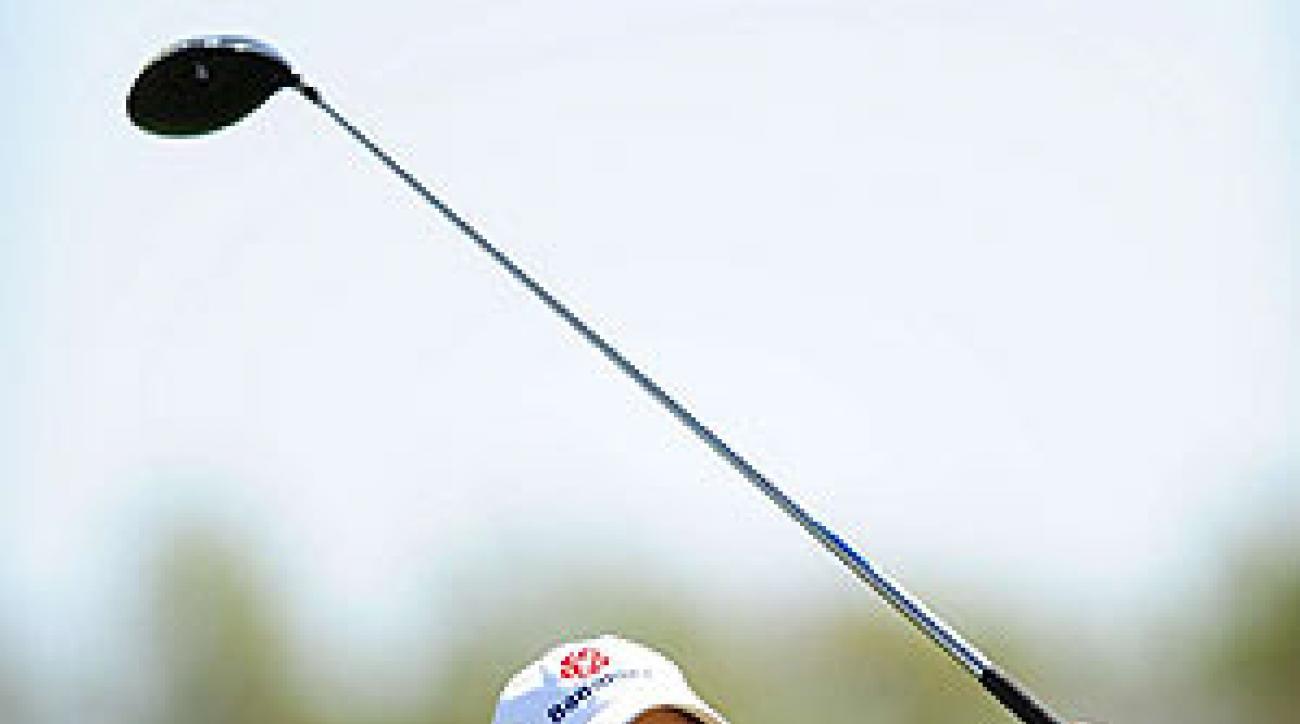 Ochoa has one win so far this season, at the Honda LPGA Thailand.