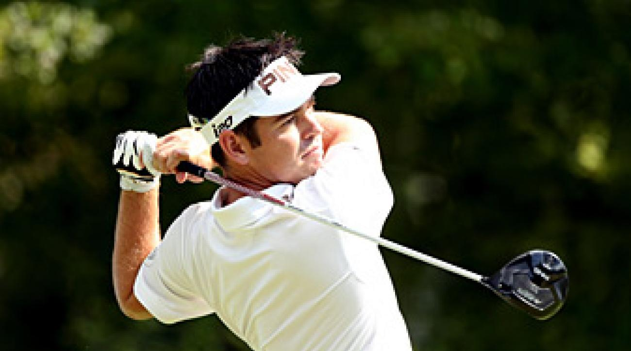 Louis Oosthuizen's swing is the envy of the PGA Tour.