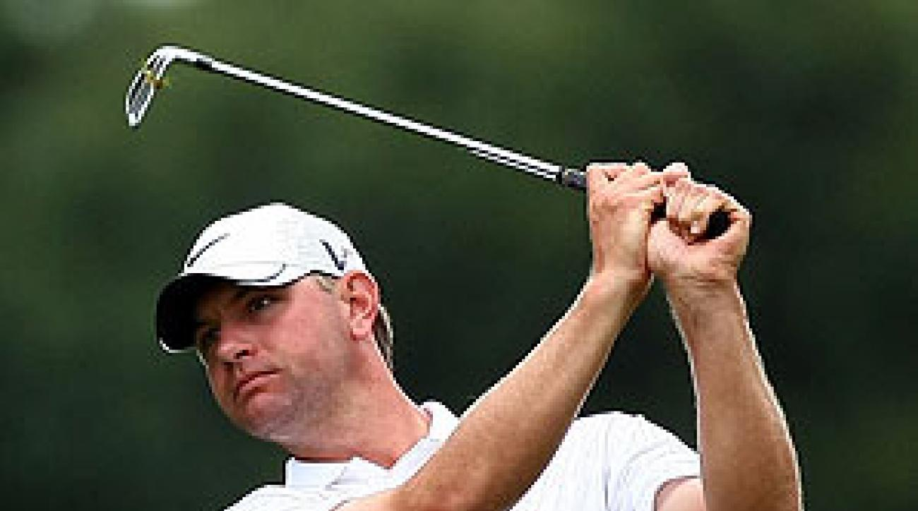 Lucas Glover shot a six-under 64.