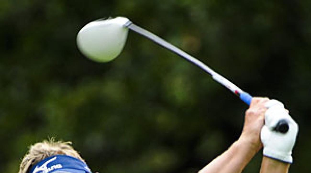 Luke Donald has three wins around the world this year.