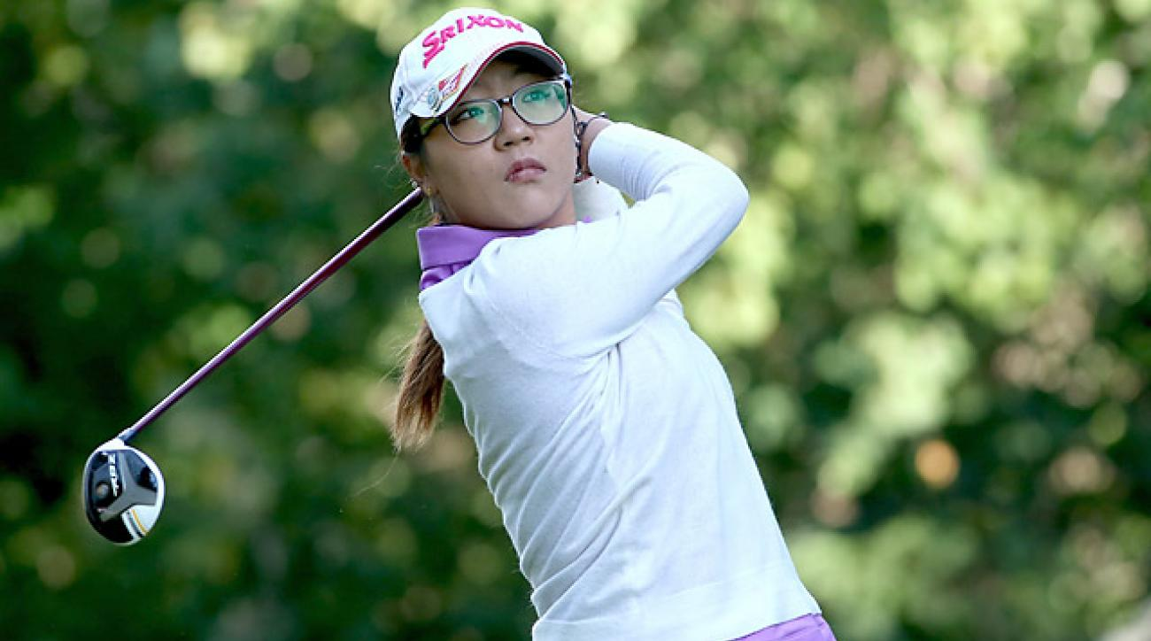 Ko won this event last year to become the youngest winner in LPGA history.