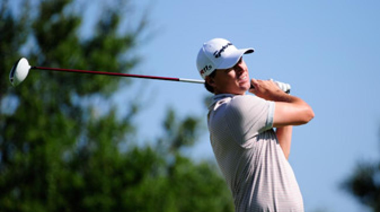 John Mallinger is trying to win for the first time on the PGA Tour.