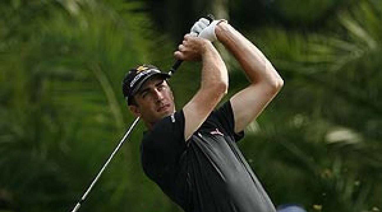 Ogilvy hasn't won on tour since capturing the 2006 U.S. Open.