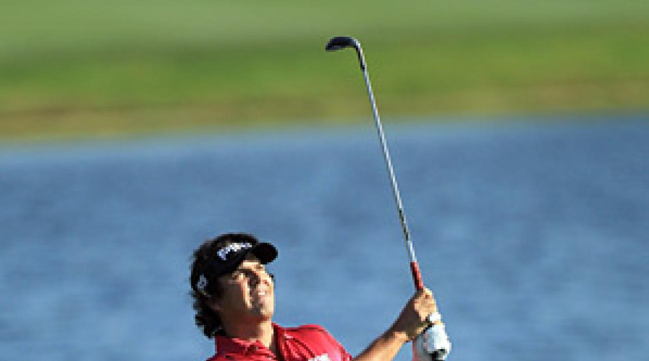 Chopra is trying to end a long slump with a good finish this week in Orlando.