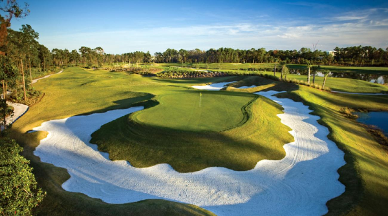 """<p>Waldorf Astoria Golf Club <br />                                  Orlando, Fla.<br />                 <!--<i>Scheduled to open in October 2009</i><br />-->                 <!-- --><a target=""""_blank"""" class=""""article_link"""" href=""""http://www.waldorfastoriaorlando.com/golf/"""">waldorfastoriaorlando.com/golf/</a><!-- / --></p><p><strong>More on Orlando Golf Courses</strong><br />                 • <a href=""""http://www.golf.com/golf/special/0,30294,1836637,00.html"""">Orlando: Ultimate Golf Trip Guide</a><br />                 • <a href=""""http://www.golf.com/golf/courses_travel/article/0,28136,1883153,00.html"""">Travelin' Joe's Guide to Orlando Golf</a><br />                 • <a href=""""http://www.golf.com/golf/generic/0,31317,1884895,00.html"""">Interactive Map: Orlando Golf Courses</a></p><p>"""