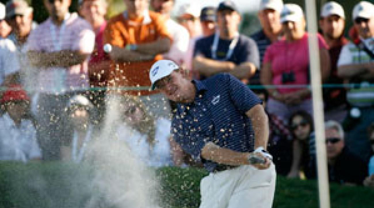 Ernie Els won his second World Golf Championship event on Sunday.