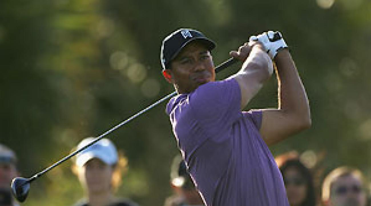 Tiger Woods has won at Doral the last three years, the first two when it was a full-field PGA Tour event.