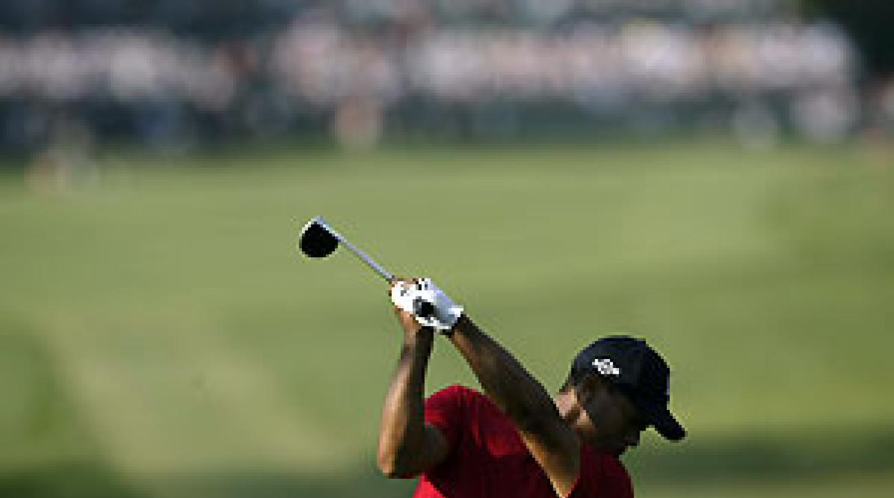 Tiger Woods says he is close to owning his swing.