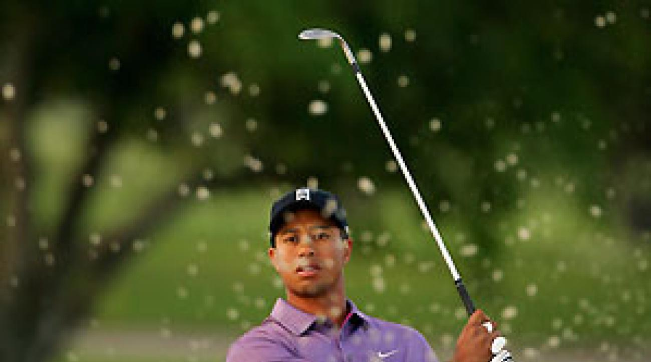 Tiger Woods has won 15 of the 26 WGC events.