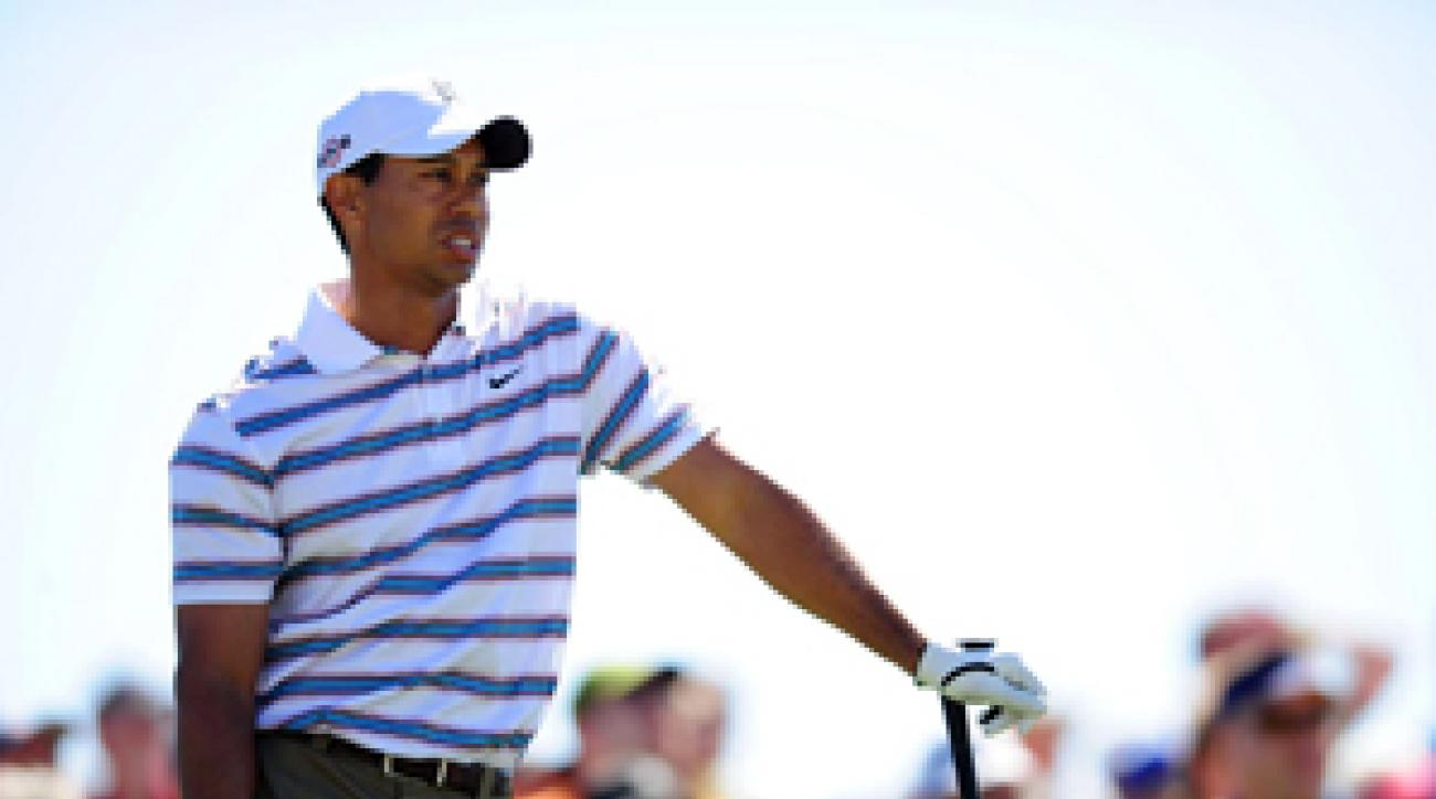 It's still unclear when Tiger Woods will return.
