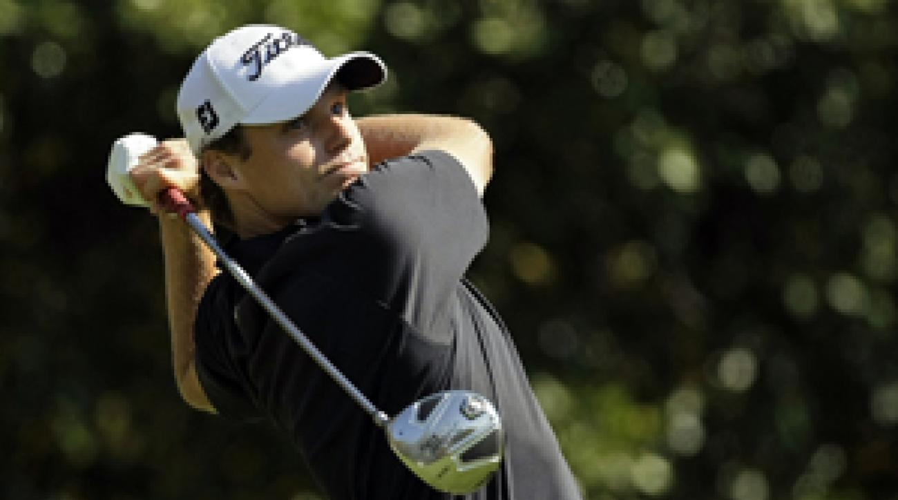 Nick Watney made four birdies and no bogeys on Friday.