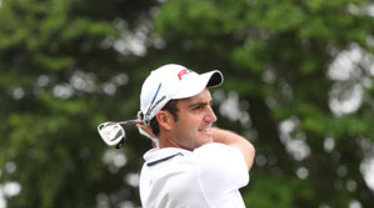 Francesco Molinari is one of three Italians going to Augusta.