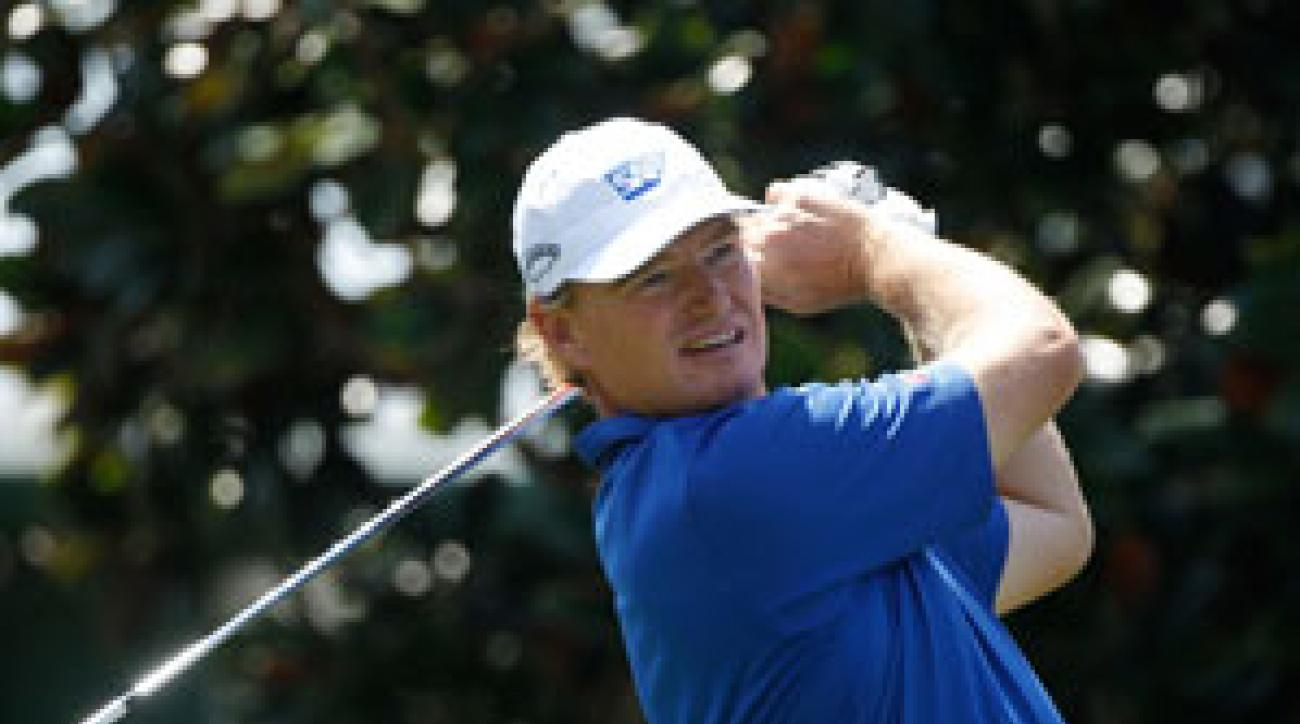 Ernie Els has won three majors, but he doesn't have a green jacket in his closet.